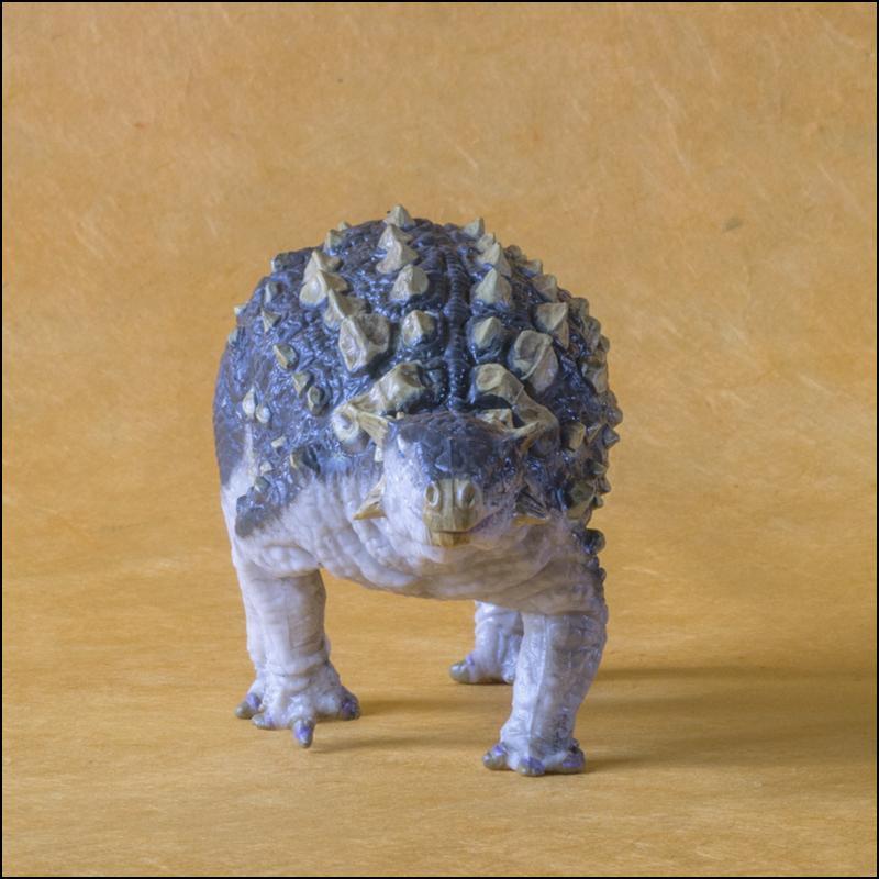The 2013 KINTO FAVORITE Ankylosaurus walkaround. Ankylosaurus_Kinto_Favorite_7
