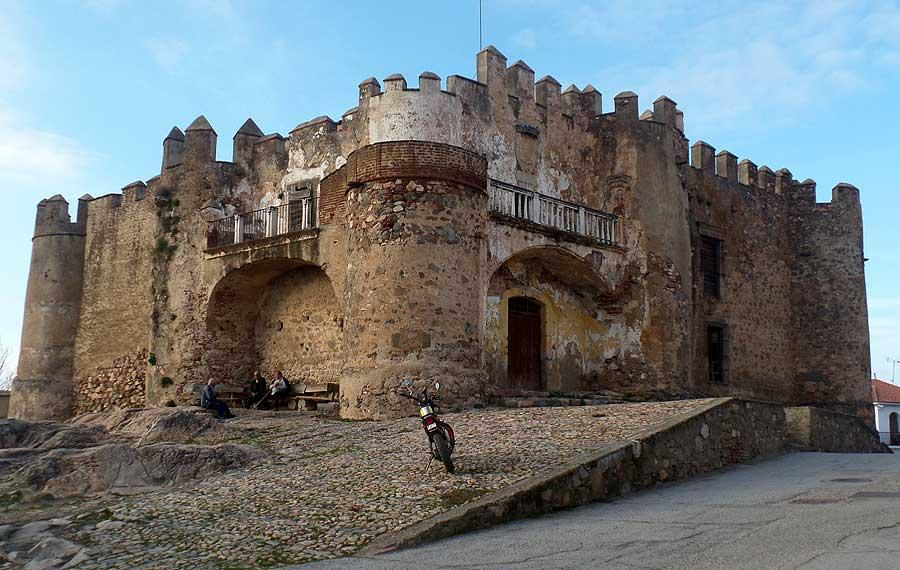 """Detén tu día"", Castillos Ventoso1"