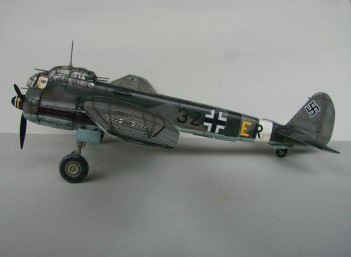Junkers Ju-88A-4, Italeri, 1/72 DSC04689