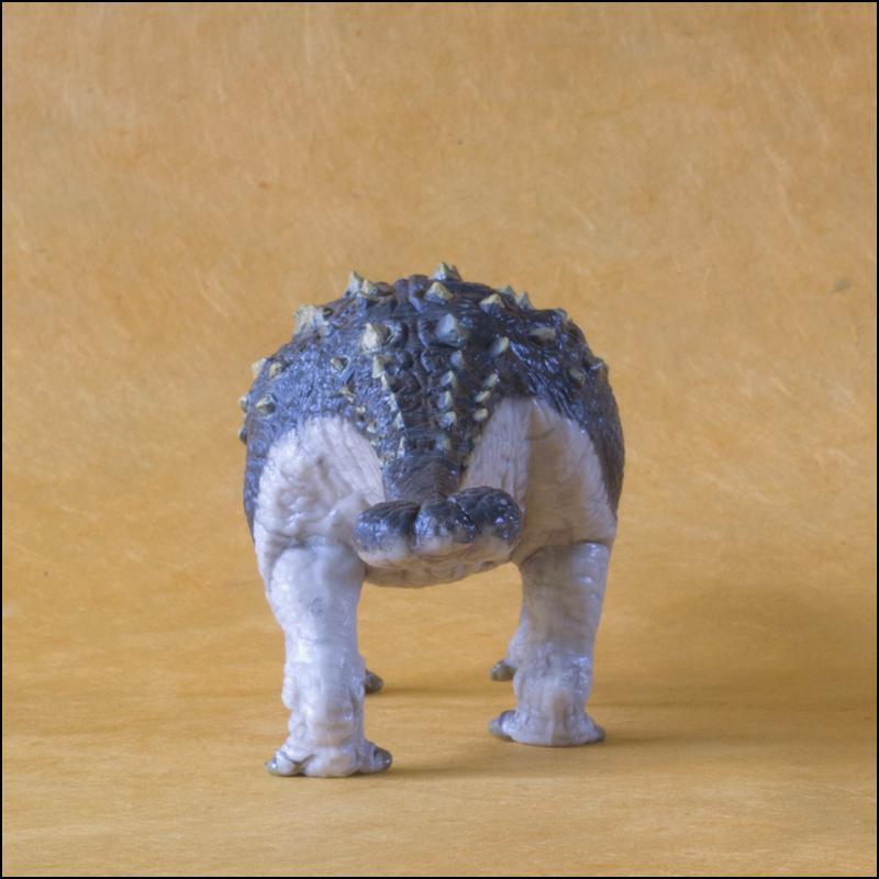 The 2013 KINTO FAVORITE Ankylosaurus walkaround. Ankylosaurus_Kinto_Favorite_3