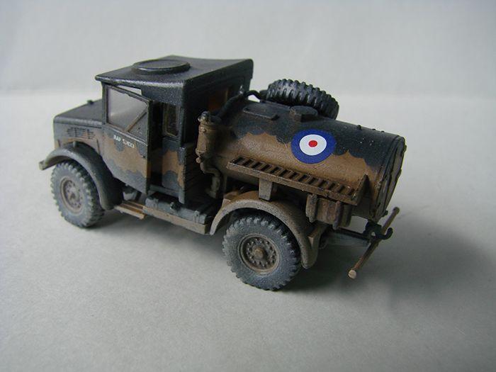RAF Wehicle Set, 1/72, Airfix DSC04913