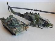 T-80BV REVELL 1/72 DSCN5265