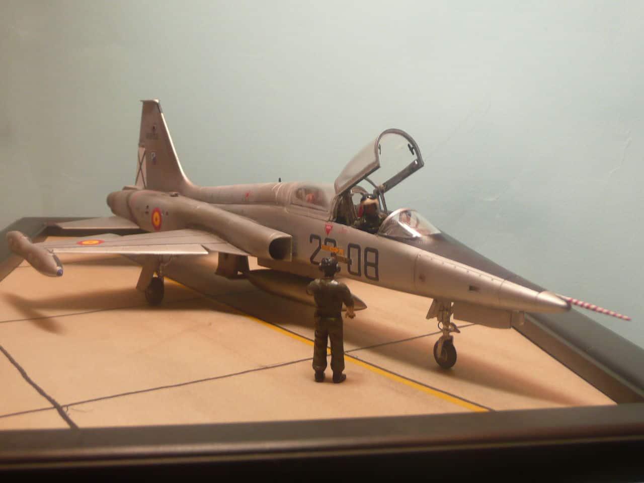 Northrop F-5B 1/48 Classic Airframes P1080106