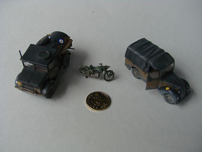 RAF Wehicle Set, 1/72, Airfix DSC04904