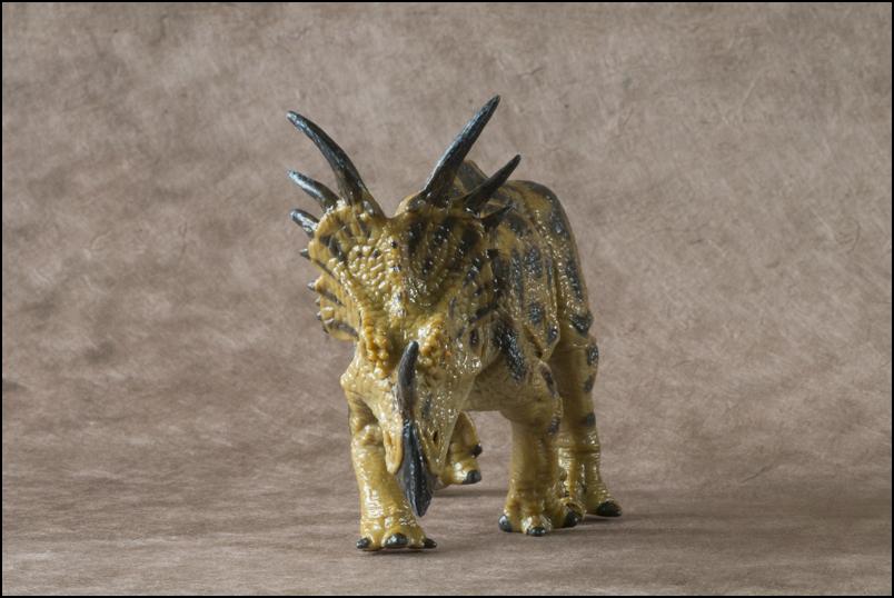 The 2013 KINTO FAVORITE Styracosaurus walkaround. KINTO_FAVORITE_Styracosaurus_2