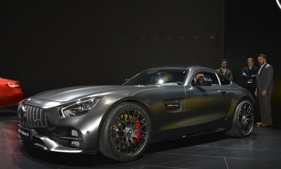 AMG comemora 50 anos com GT facelift e Edição 50 Screenshot_5526