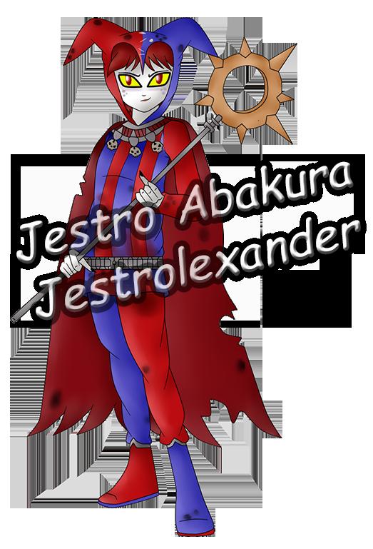 The King Jester. 1_Jestro_fuego_2