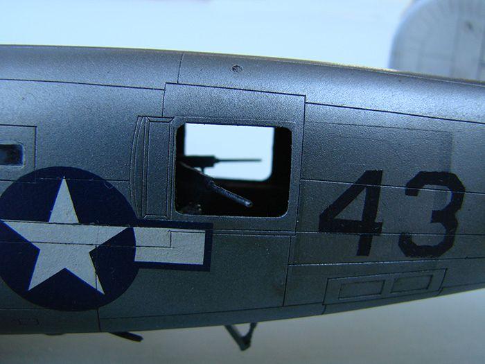 B-24J Liberator, Academy, 1/72 DSC04873