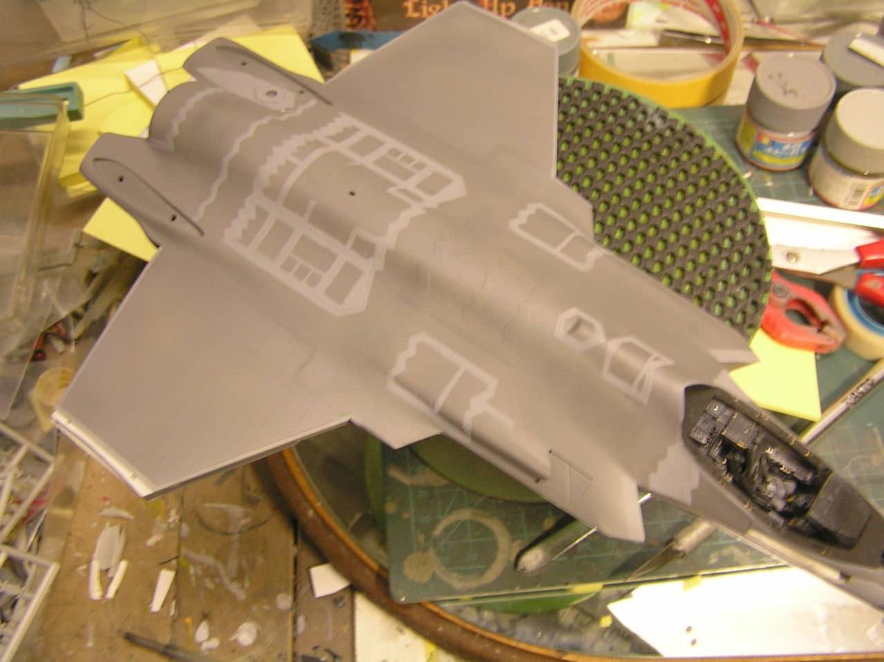 "F-35C  1/48 ... H  ""αεροπλαναρα""  !!! - Σελίδα 3 P1010066"