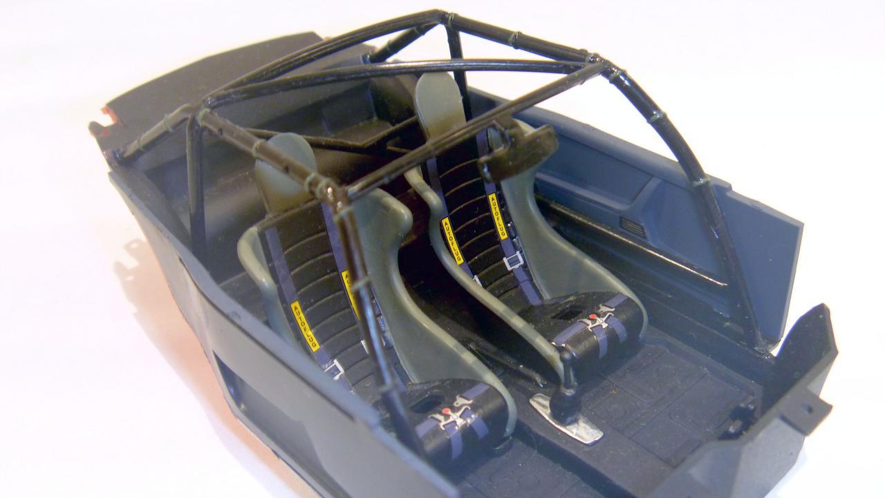 Revell Porsche 934 RSR P1040170