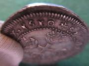 Medio Escudo Felipe III Messina (Sicilia) 1610 DC Medio_Escudo_Felipe_III_1610_Sicilia_11