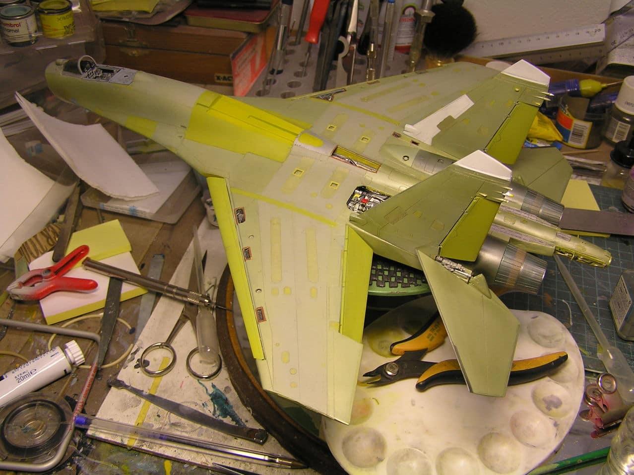 ...καπως ετσι αρχισαν ολα...Su-27  και τα μυαλα στα καγκελα... - Σελίδα 4 P1010191