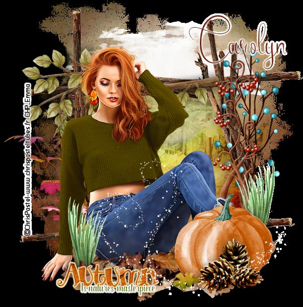 Carolyn's July - September Pick Up Thread Carolyn-2018paintedleaves