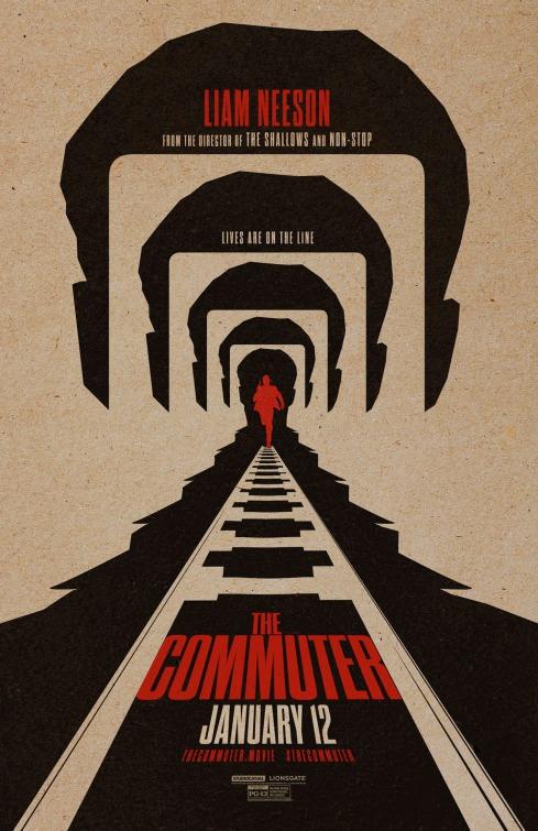 Liam Neeson - Página 2 Commuter