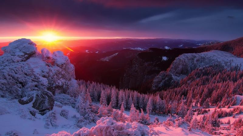 Fotografija dana - Page 5 Alps_mountains_winter_sunset_100878_3840x2160