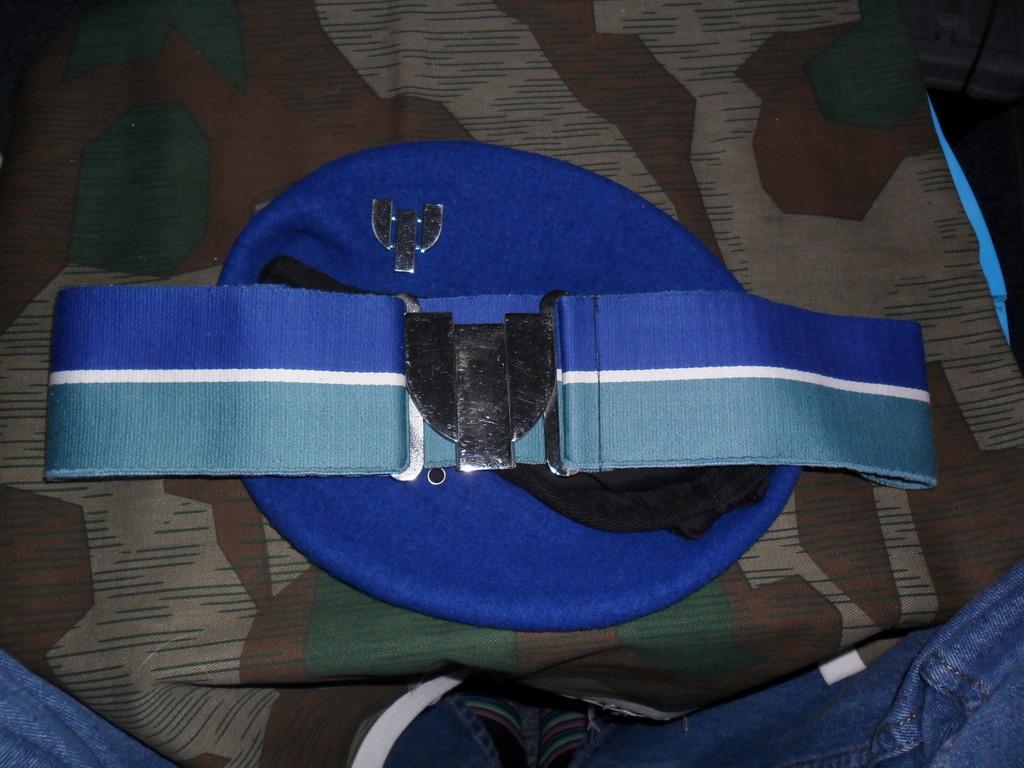 Rhodesian Belts and Berets POU