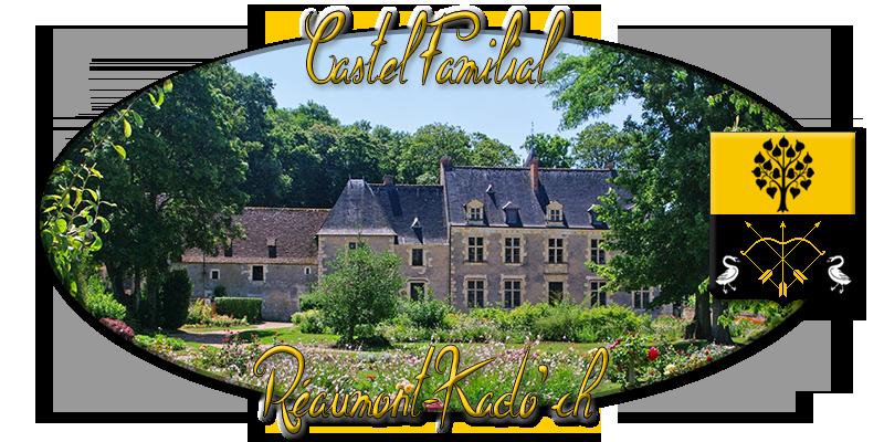 CASTEL DE LA FAMILLE DES REAUMONT_KADO'CH