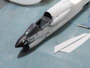 Avion - F-8E FN (P) Crusader, Hasegawa 1/48 DSCN5653