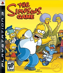 Cheats PKGs Pour CFW v4.xx Par JgDuff - Page 2 The_Simpsons_The_Video_Game