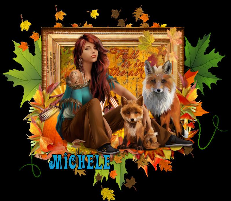 MICHELE'S FAIRY BOX - Page 3 Michelefallframechall