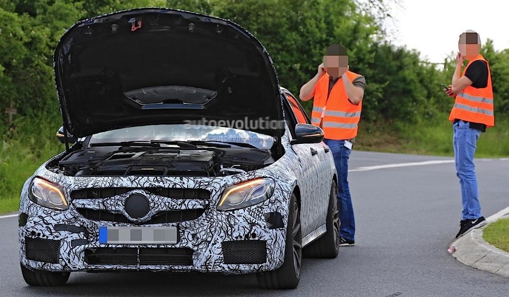 Classe E AMG, Cabrio, Coupé C238 e Touring S213 em testes - Página 2 Screenshot_4519