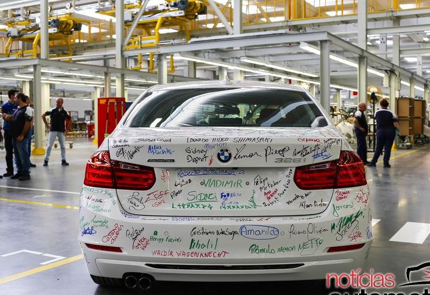 Primeiro BMW Brasileiro sai da linha de produção em Araquari, SC Screenshot_1583