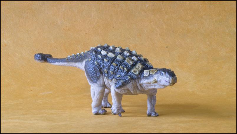 The 2013 KINTO FAVORITE Ankylosaurus walkaround. Ankylosaurus_Kinto_Favorite_6