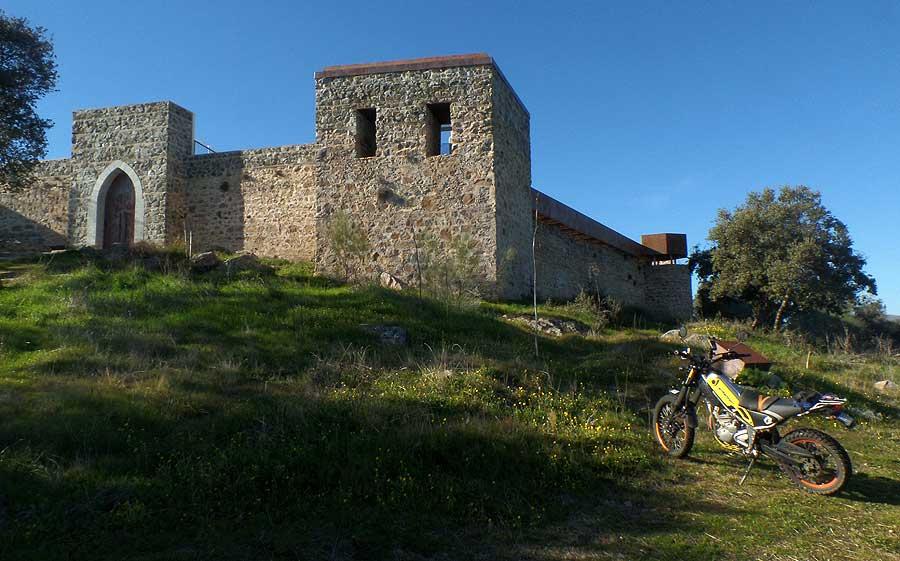 """""""Detén tu día"""", Castillos Cala2"""