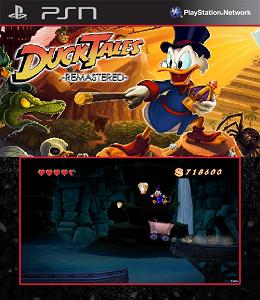 Cheats PKGs Pour CFW v4.xx Par JgDuff Duck_Tales