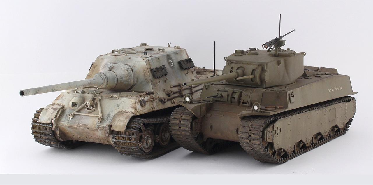 M6A1 Heavy Tank 00007