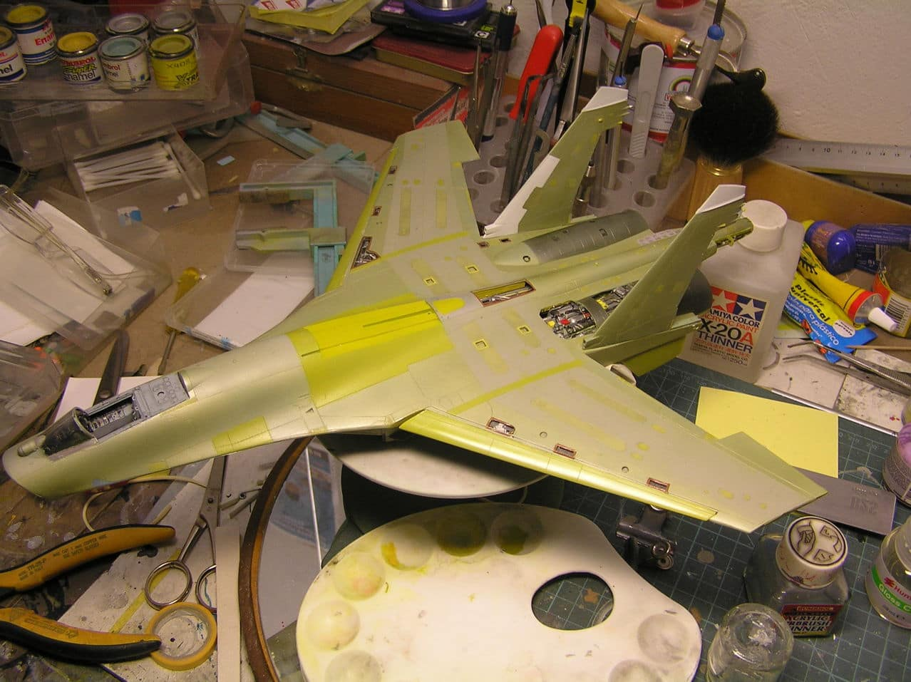 ...καπως ετσι αρχισαν ολα...Su-27  και τα μυαλα στα καγκελα... - Σελίδα 3 P1010186