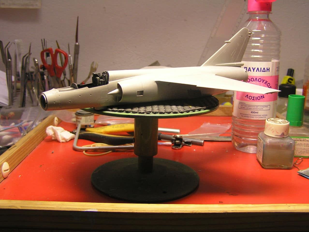 Ελληνικό Mirage F-1CG  1/48  P1010067
