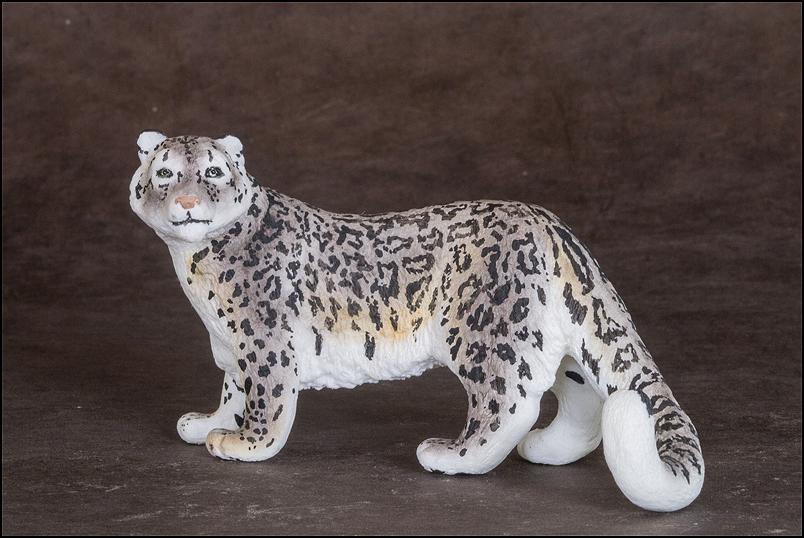 Ana's Snow leopard: A walkaround by kikimalou Snow_Leopard_Anna_2