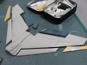 Avion - F-8E FN (P) Crusader, Hasegawa 1/48 DSCN5656