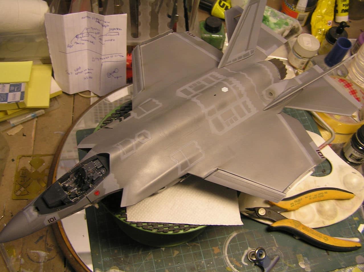 "F-35C  1/48 ... H  ""αεροπλαναρα""  !!! - Σελίδα 3 P1010069"
