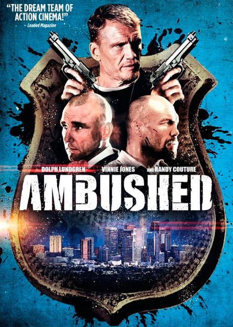 Rush/Ambushed (Emboscada)  2013 Ambushed_Poster
