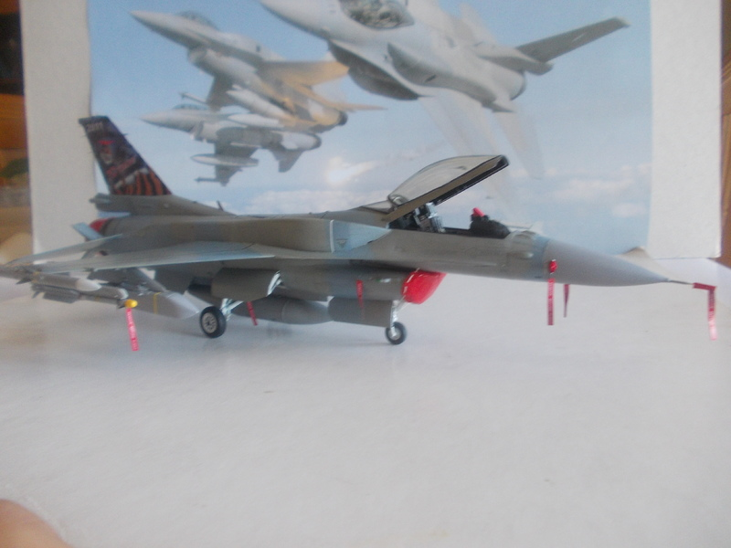 F-16C BLOCK 52M+ 335 ΜΟΙΡΑ 1/48 657