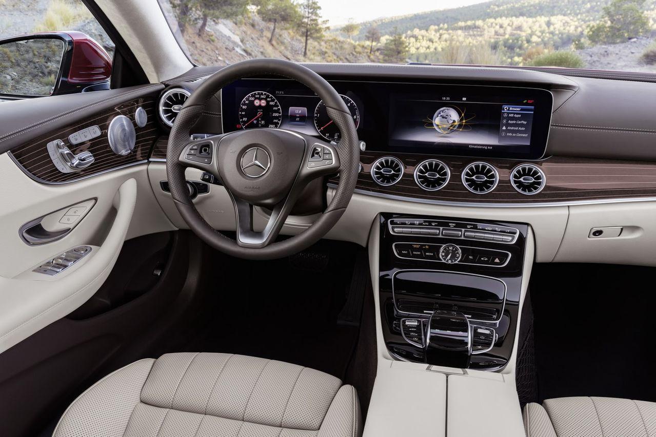 Nova Classe E Coupé 2018 é revelada 2018_Mercedes_E_Class_Coupe_12