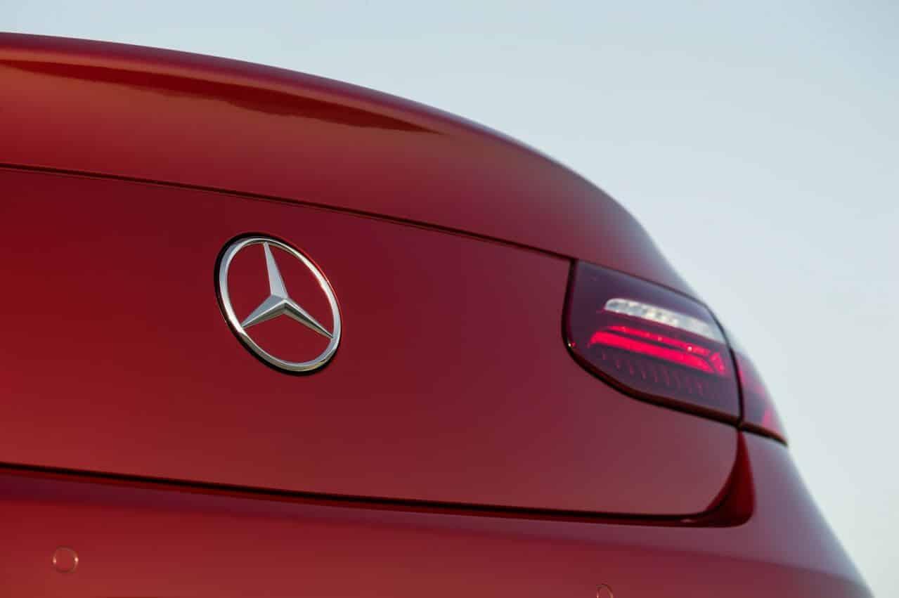 Nova Classe E Coupé 2018 é revelada 2018_Mercedes_E_Class_Coupe_23