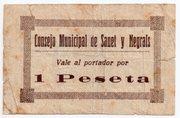 Vale 1 peseta de Sanet y Negrals (Alicante) Img764