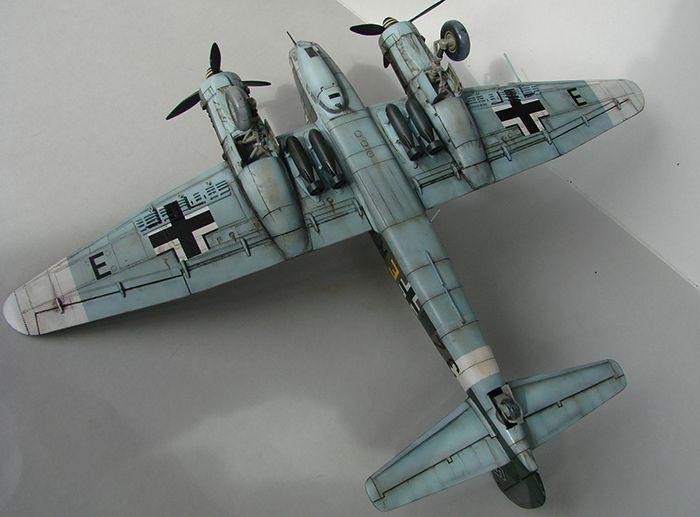 Junkers Ju-88A-4, Italeri, 1/72 DSC04700