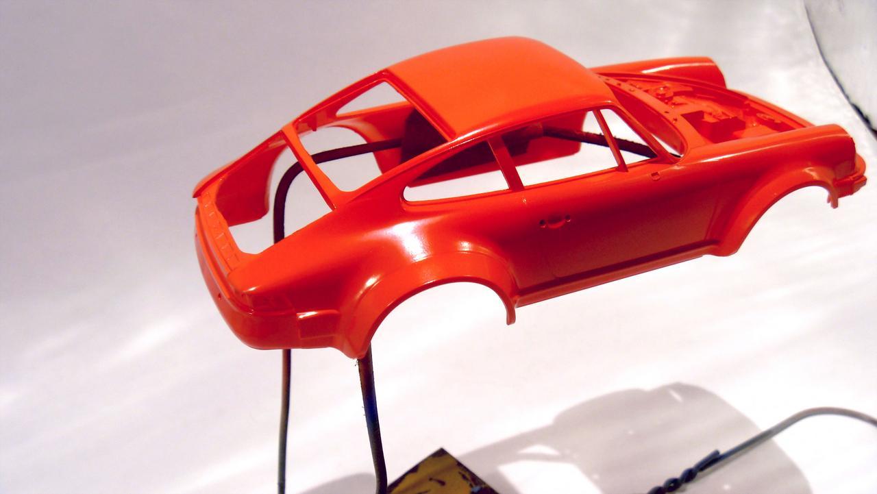 Revell Porsche 934 RSR P1040106