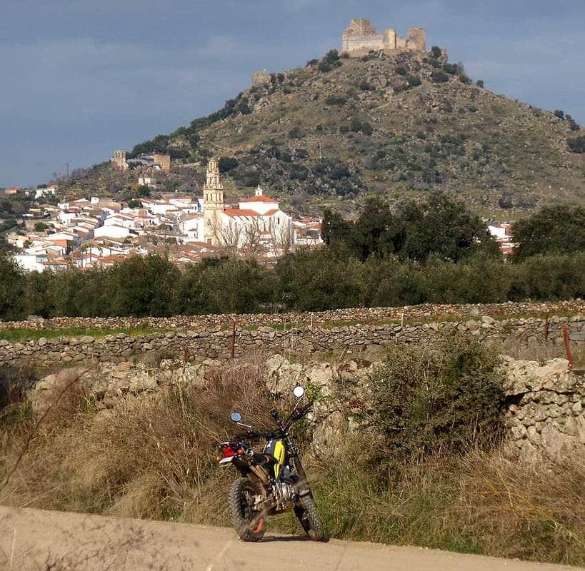"""""""Detén tu día"""", Castillos Burguillos1"""