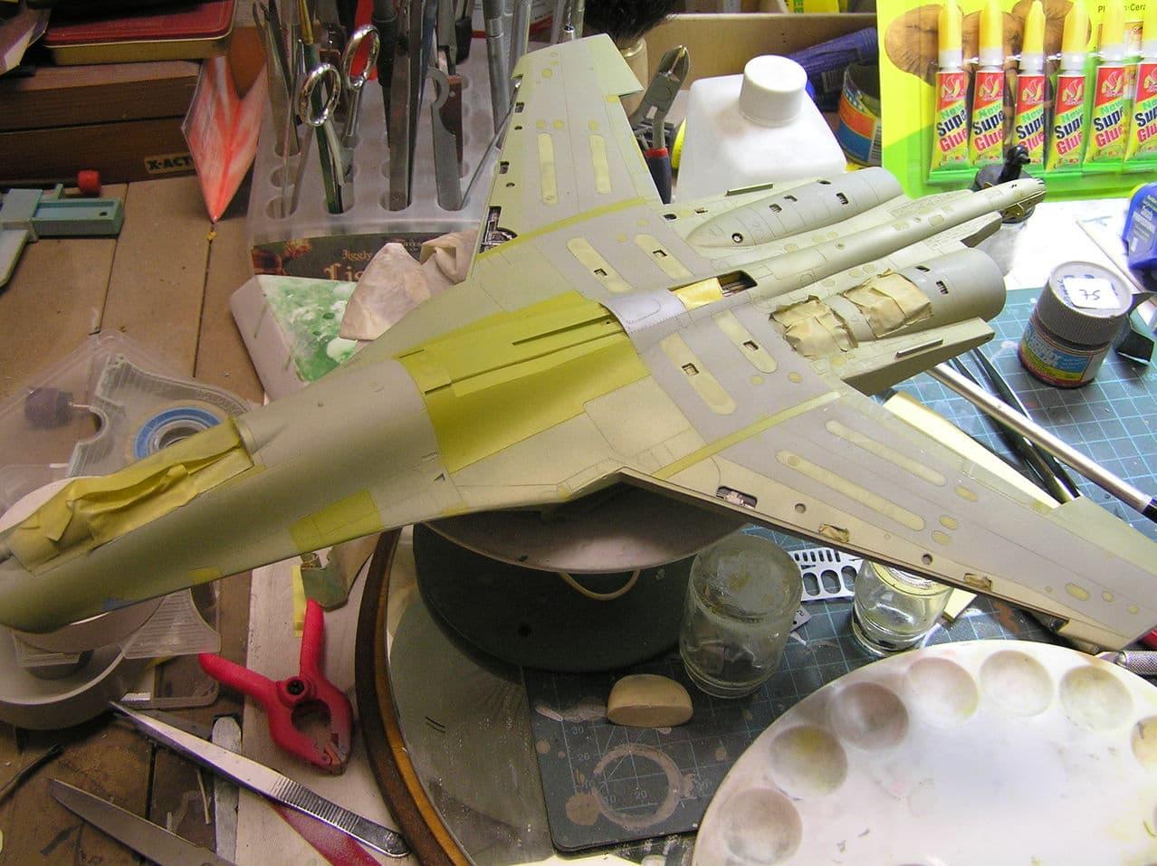 ...καπως ετσι αρχισαν ολα...Su-27  και τα μυαλα στα καγκελα... - Σελίδα 3 P1010170