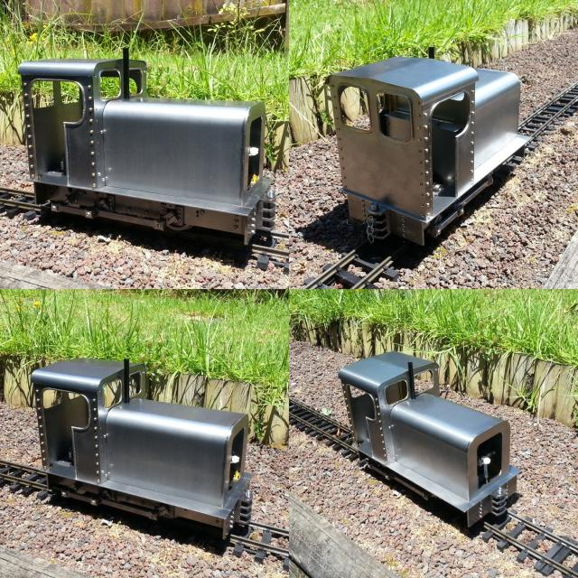 Live Diesel-Mechanical 1/12th scale - Page 6 Summer