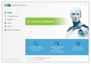 ESET NOD32 Antivirus & Smart Security v9.0.318 2_Y55m_UU