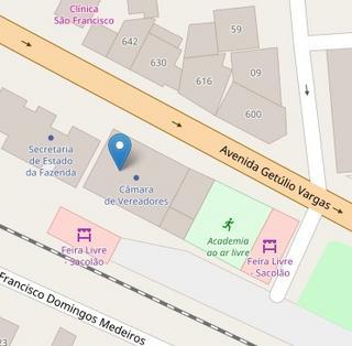 Openstreetmap 3D Cmjgs