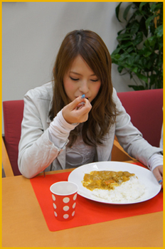SCANDAL's original curry 「SCANDAROUX」 Curry_photo04