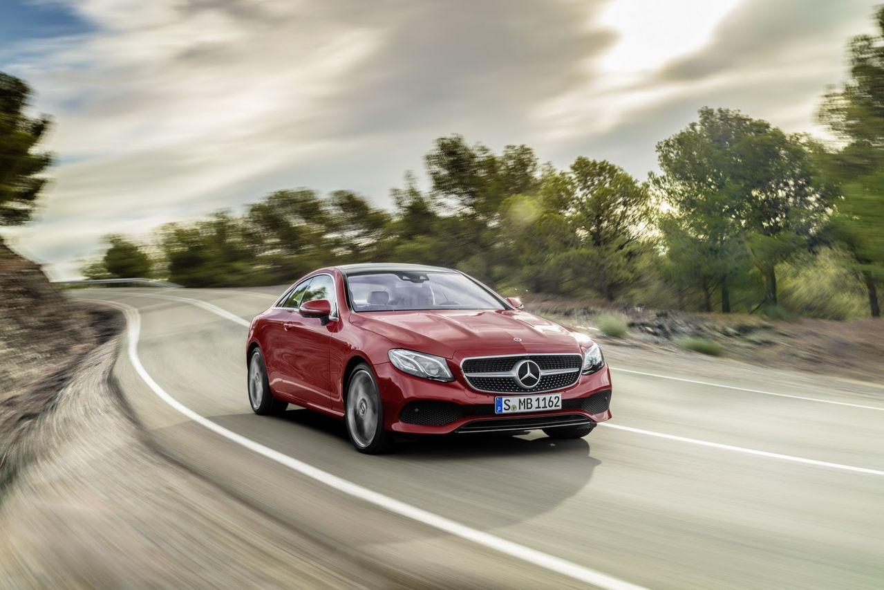 Nova Classe E Coupé 2018 é revelada 2018_Mercedes_E_Class_Coupe_4