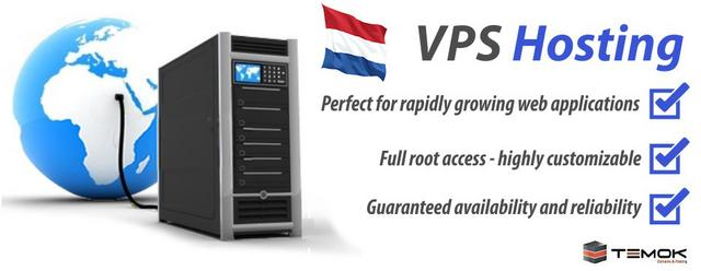 TEMOK Offers Netherlands Linux VPS Hosting Starting at $22.95/Mo | XEN Virtualization Netherlands_VPS_Hosting